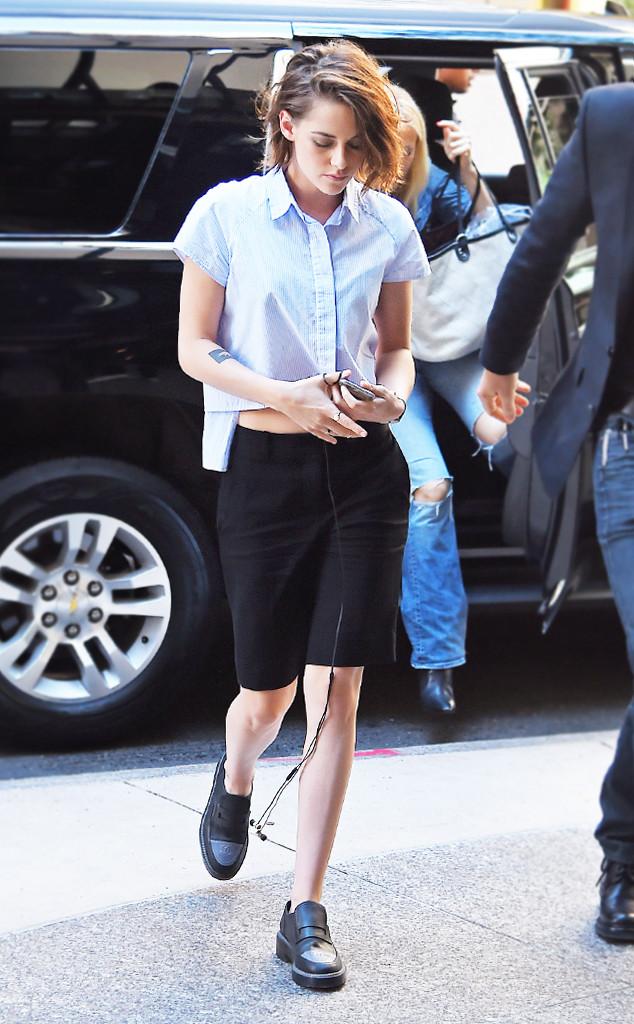 ESC: Kristen Stewart, Long Shorts