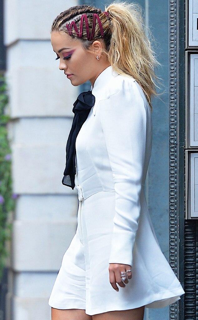 ESC: Braids, Rita Ora