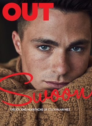 Colton Haynes, Out