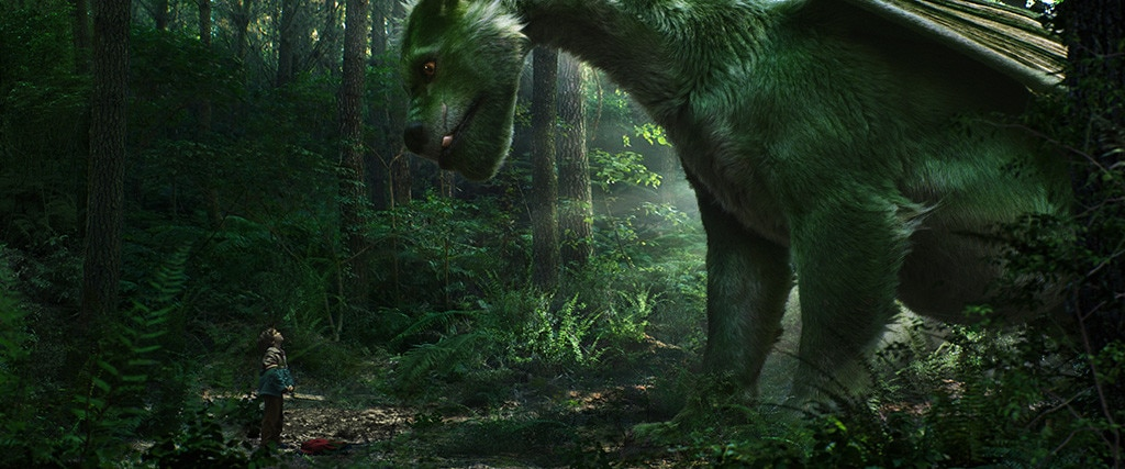 Pete's Dragon  -  Disney's third live-action adaptation to be released in 2016 was this reimagining of a lesser-known live-action/animated hybrid from 1977 of the same name. Starring  Bryce Dallas Howard  and  Robert Redford , the story of an orphaned feral boy who befriends a dragon in the Pacific Northwest charmed critics, earning it an approval rating of 88 percent at Rotten Tomatoes and a CimeaScore grade of A.  Pete's Dragon  grossed $144 million against a $65 million budget, making it a modest success.