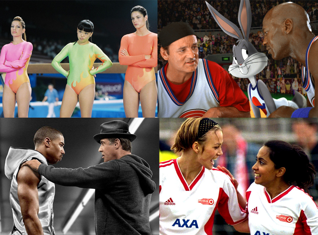 Stick It, Bend It Like Beckham, Creed, Space Jam, Olympic Sports as Explained by Movies