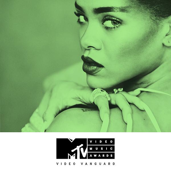 Rihanna, MTV Video Vanguard Award