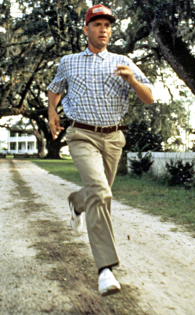 Celebs as Olympians, Tom Hanks