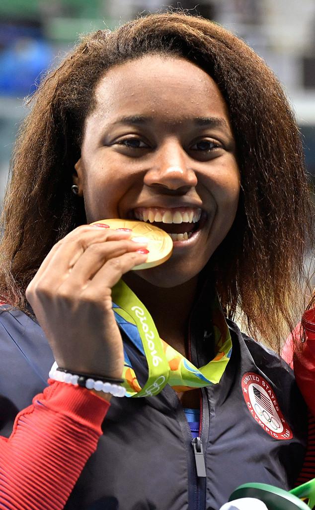 Simone Manuel, 2016 Rio, Olympics