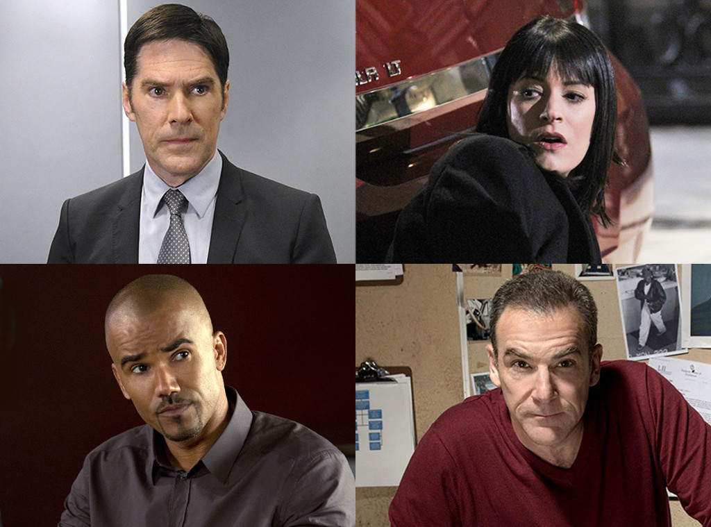 A History of All of Criminal Minds' Cast Shake-Ups Over 12
