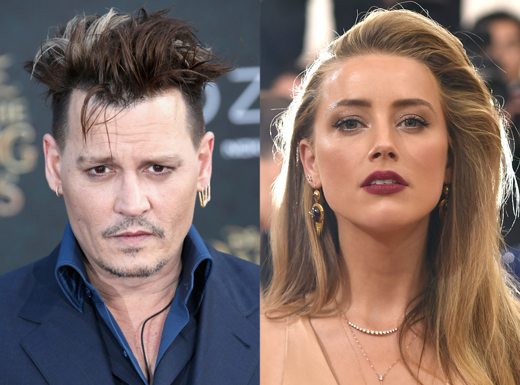 what s really going on with johnny depp and amber heard s divorce