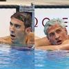 Michael Phelps, Ryan Lochte, 2016 Rio Olympics