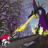 Maleficent, Dragon, Sleeping Beauty