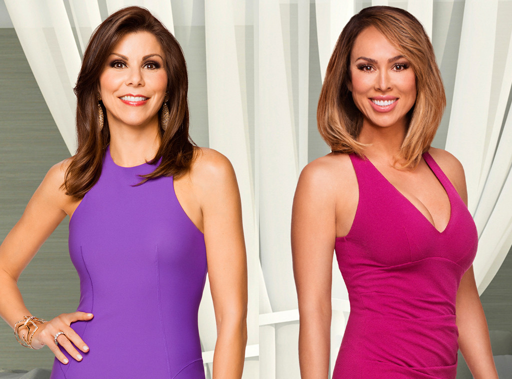 Heather Dubrow, Kelly Dodd, Real Housewives of Orange County