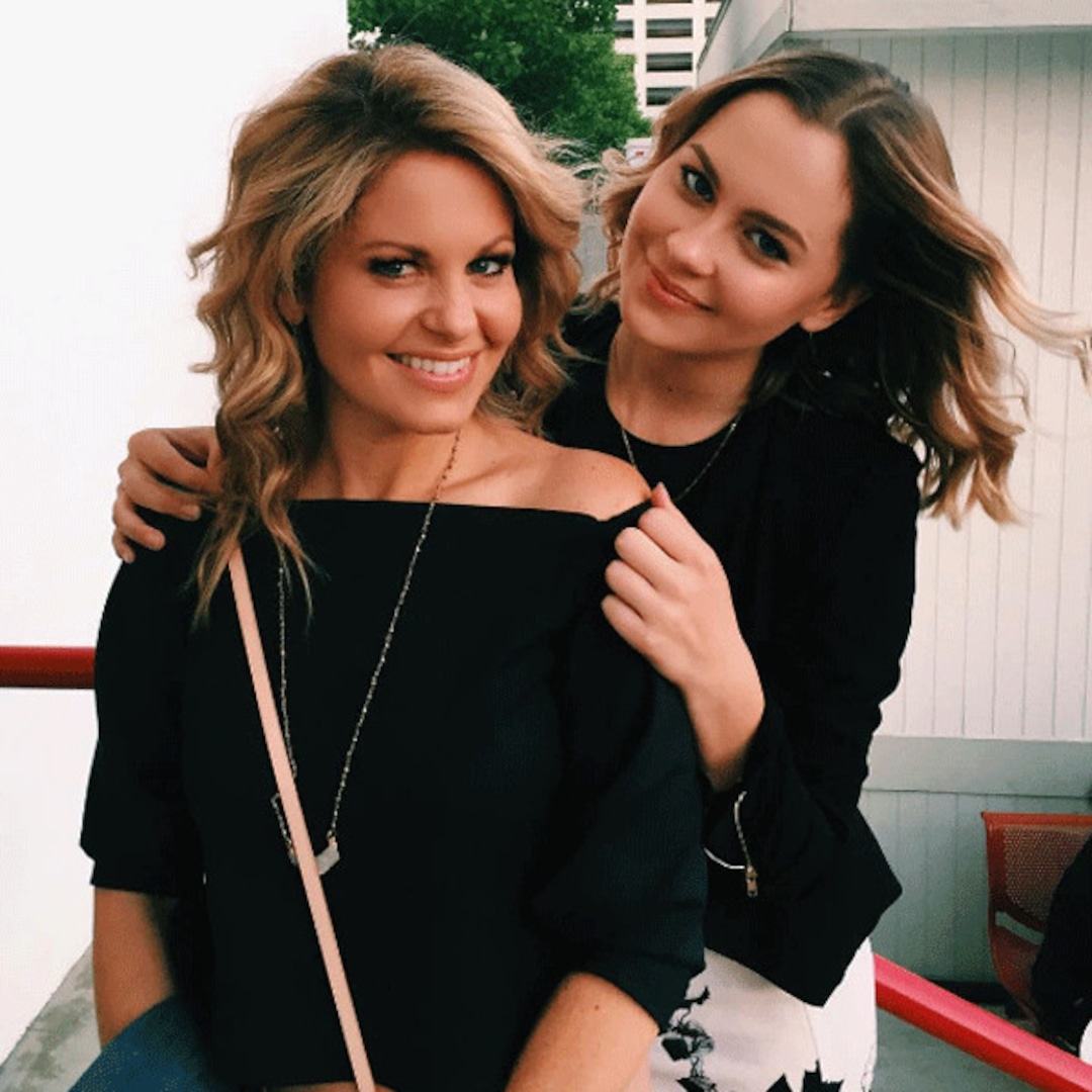 Candace Cameron Bure Calls Out Her Kids for Blocking Her on Instagram – E! Online