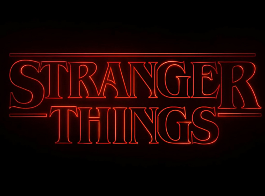 Stranger Things Intro