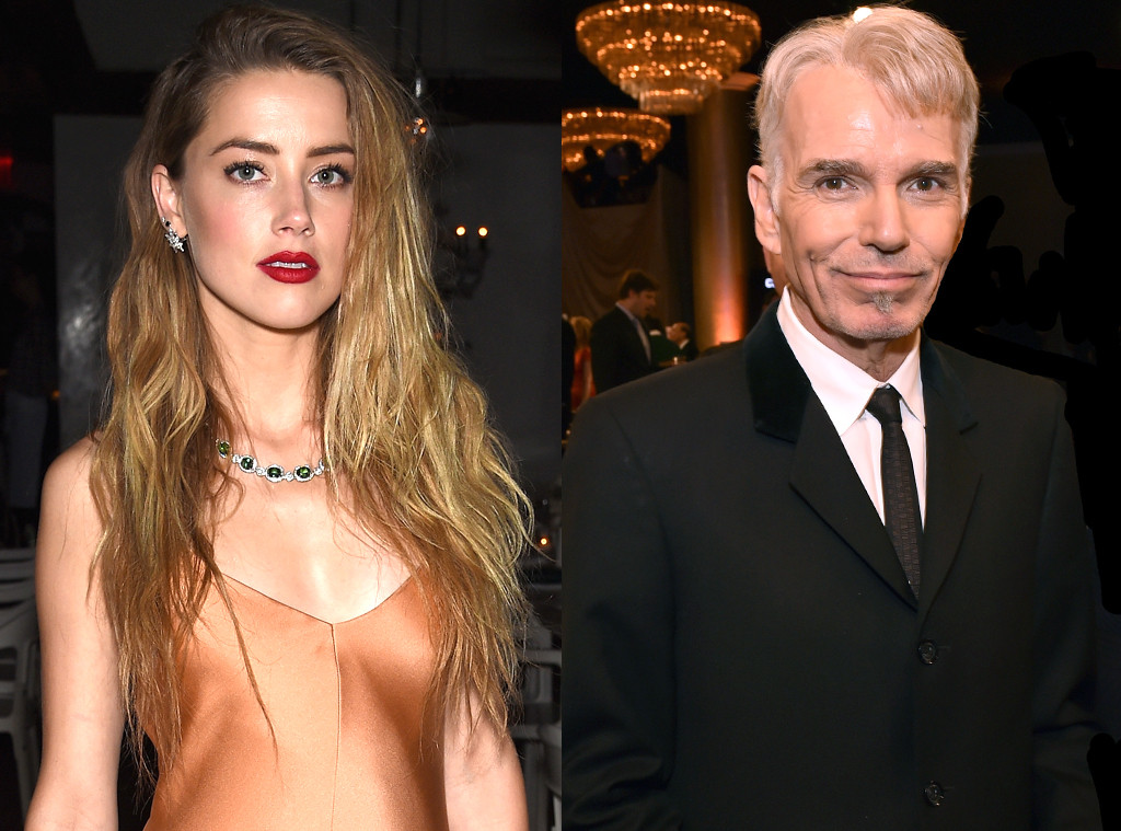 Amber Heard, Billy Bob Thornton