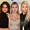 Selena Gomez, Hailey Baldwin, Sofia Richie