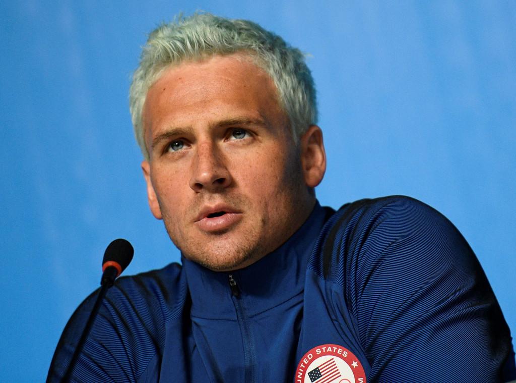 Ryan Lochte, 2016 Rio, Olympics