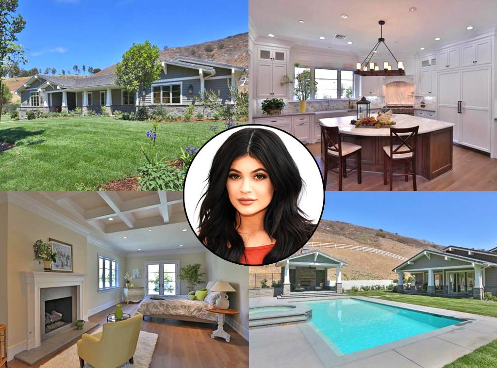 Kylie Jenner, Hidden Hills 2nd Home