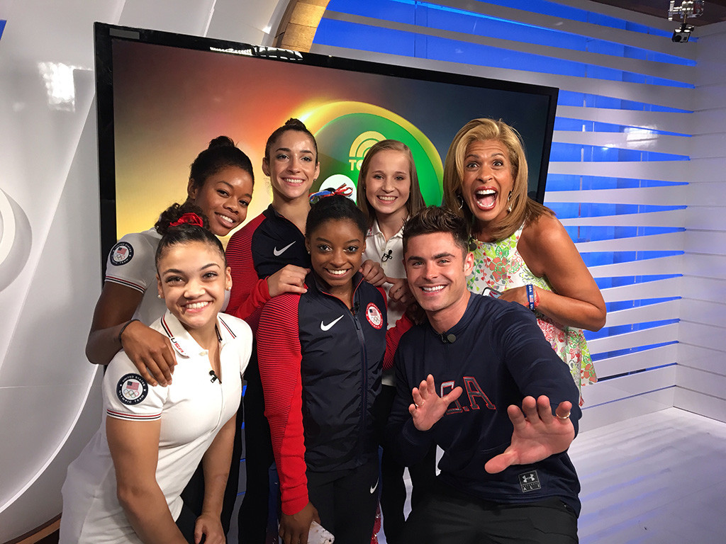 Aly raisman opens up about gabby douglas criticism and meeting zac zac efron simone biles gabby douglas madison kocian laurie hernandez aly m4hsunfo