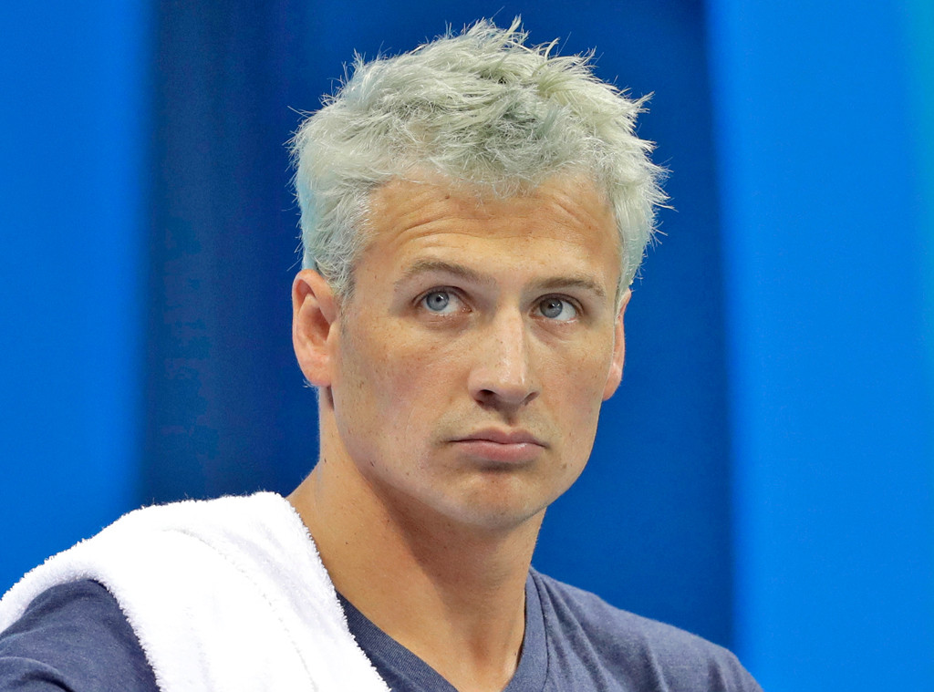 Ryan Lochte, 2016 Rio Olympics