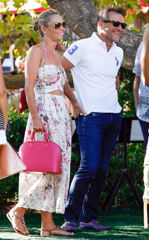 Robert Herjavec, Kym Johnson