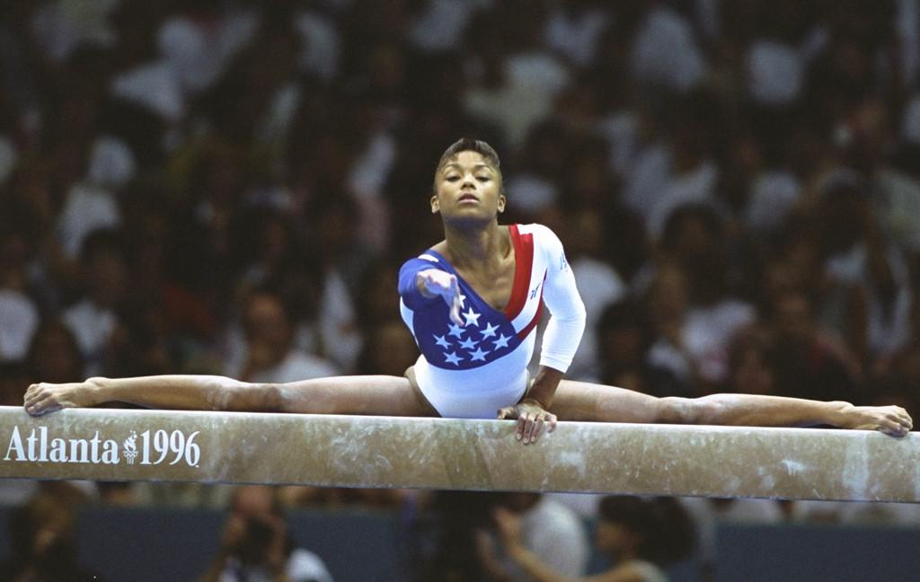 Dominique Dawes, Olympics