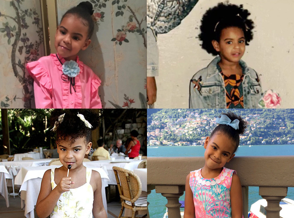 acc10329a Inside Blue Ivy's Fashionable Closet: From a $860 Gucci Jacket to a ...