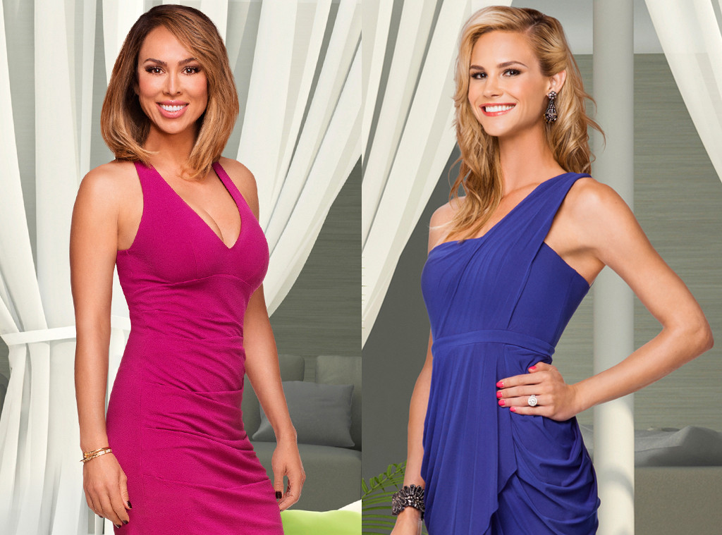 Kelly Dodd, Meghan King Edmonds, Real Housewives of Orange County