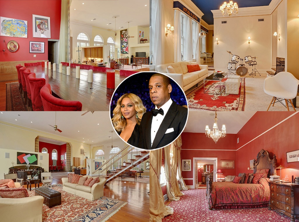 Beyoncé Jay Z From Celebrity Vacation Homes E News