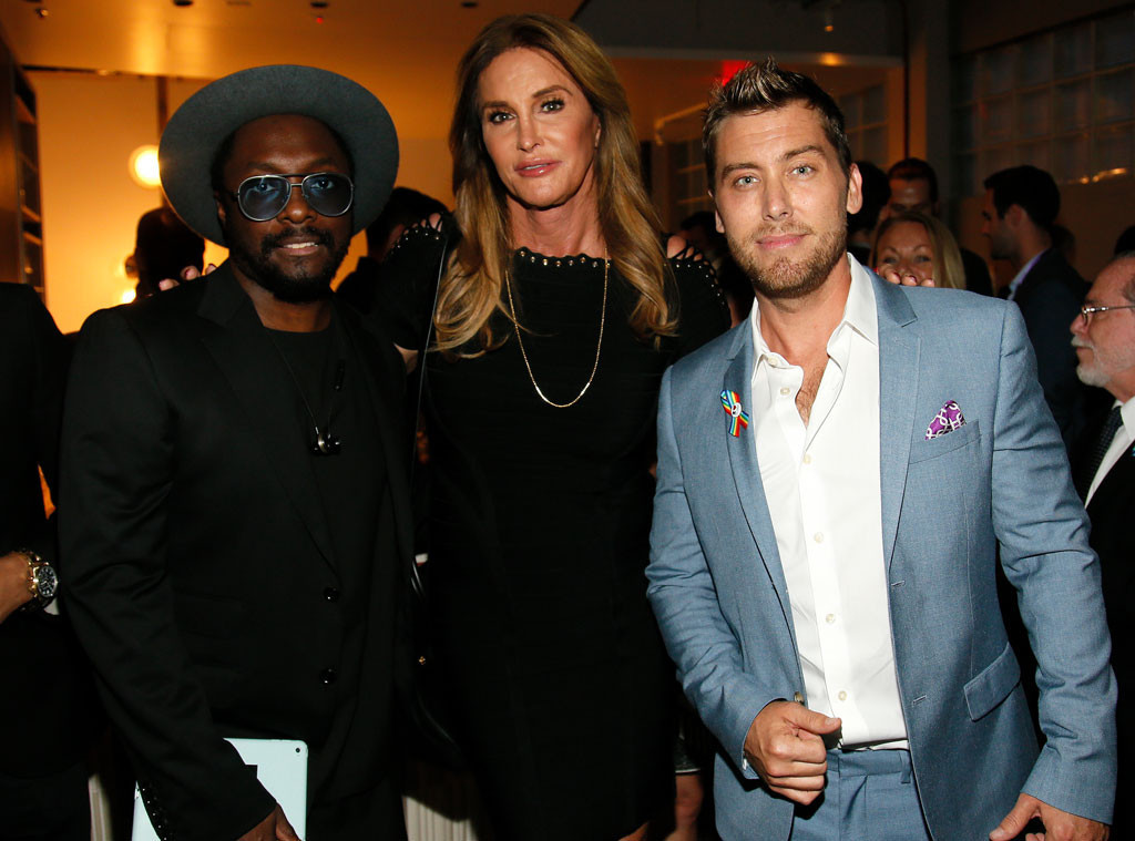 will.i.am, Caitlyn Jenner, Lance Bass, onePULSE: A Benefit for Orlando