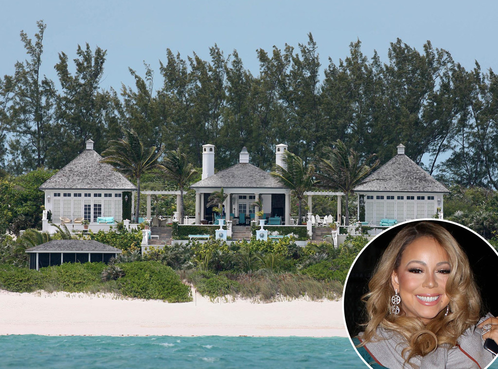 Mariah Carey, Bahamas Home