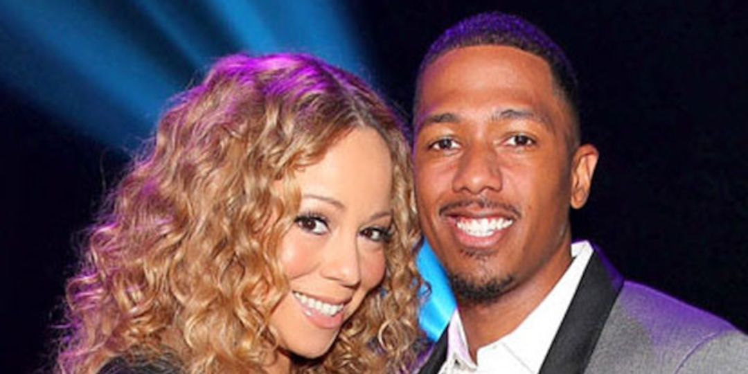 """Nick Cannon Says Mariah Carey Is """"Still Mad"""" He Bought This Gift for Their Twins Against Her Wishes - E! Online.jpg"""