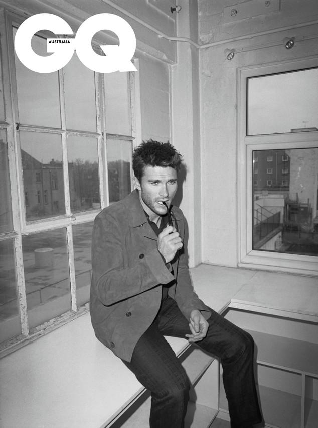 Scott Eastwood, GQ Australia