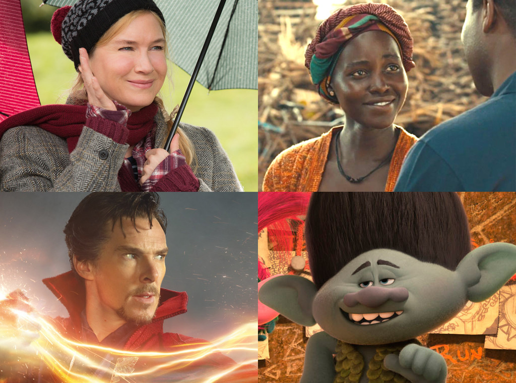 Bridget Jones Baby, Queen of Katwe, Doctor Strange, Trolls, Fall Movie Preview
