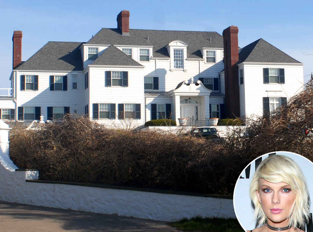 Taylor Swift, Rhode Island Home