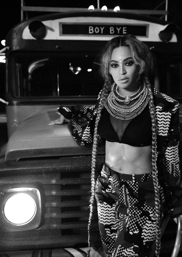 Beyonce Facebook, Lemonade Video