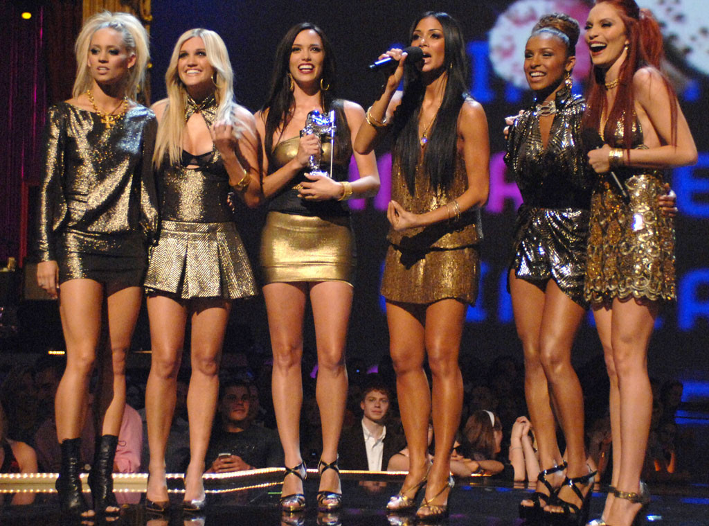 Former Pussycat Dolls Member Kaya Jones Calls The Group A -8905
