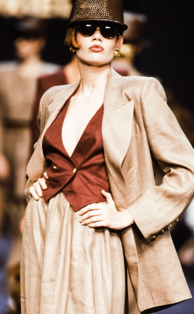 1990 from sonia rykiel a tribute to the fashion designer e news