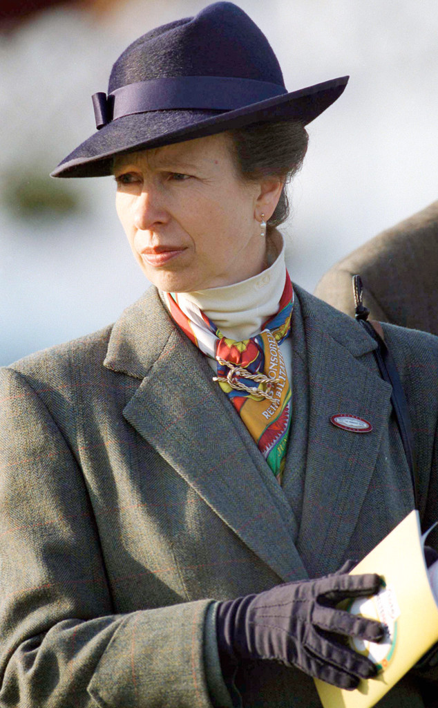 Princess Anne, Royal Scandals