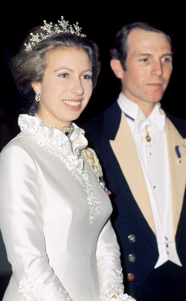Princess Anne, Mark Phillips, Royal Scandals