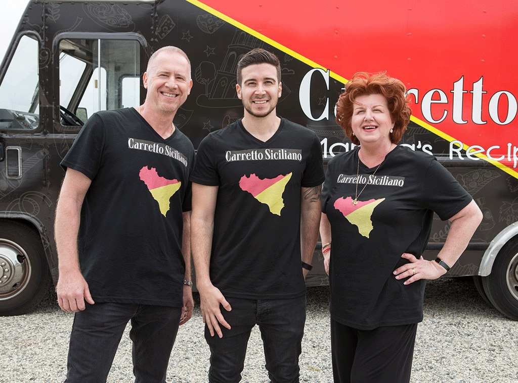 Your Jersey Shore Fave Now Has a Food Truck - E! Online
