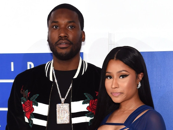 Nicki Minaj Plays Coy About Getting Back Together With Meek Mill
