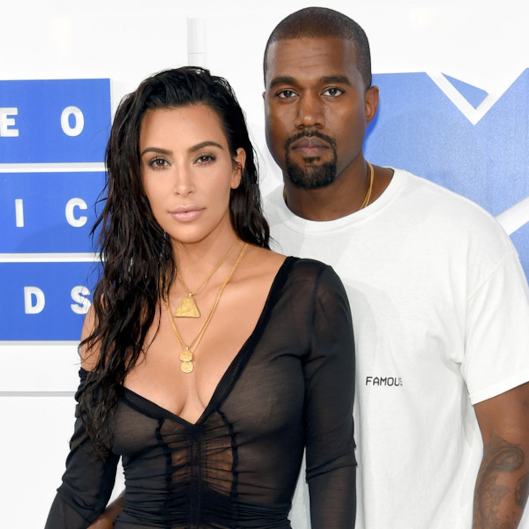 Kim Kardashian Spotted With Kanye West in Wyoming After His Public Apology – E! NEWS