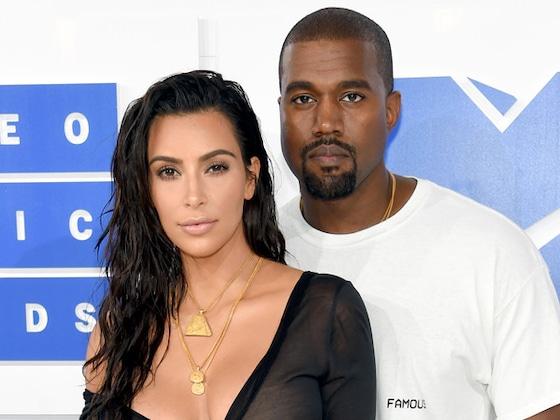 Kim Kardashian & Kanye West scheinen sehr süß miteinander inmitten der Scheidungsgerüchte