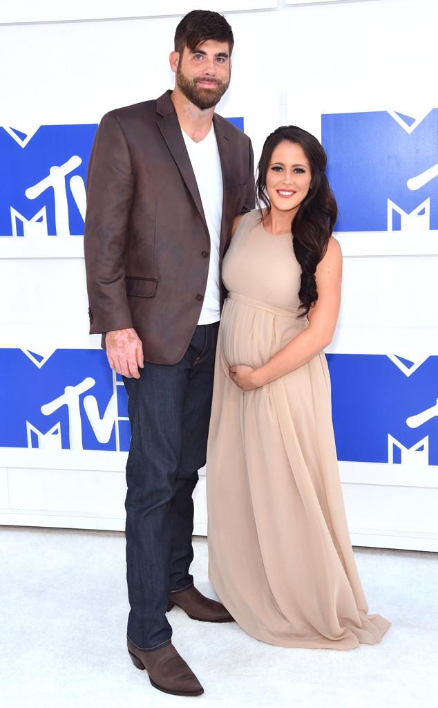David Eason, Jenelle Evans, 2016 MTV VMAs
