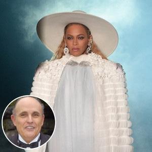Rudy Giuliani, Beyonce, 2016 MTV VMAs