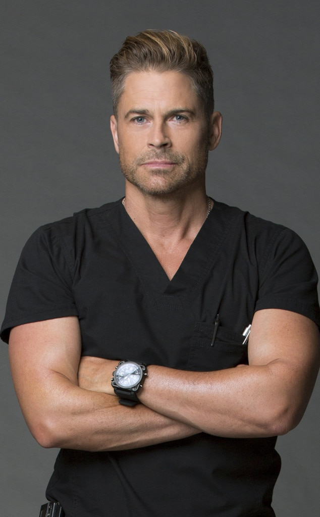 Code Black, Rob Lowe