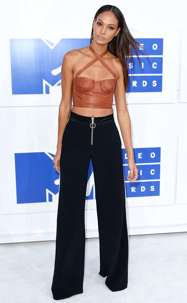 ESC, Wide-Leg Trouser Market, Joan Smalls