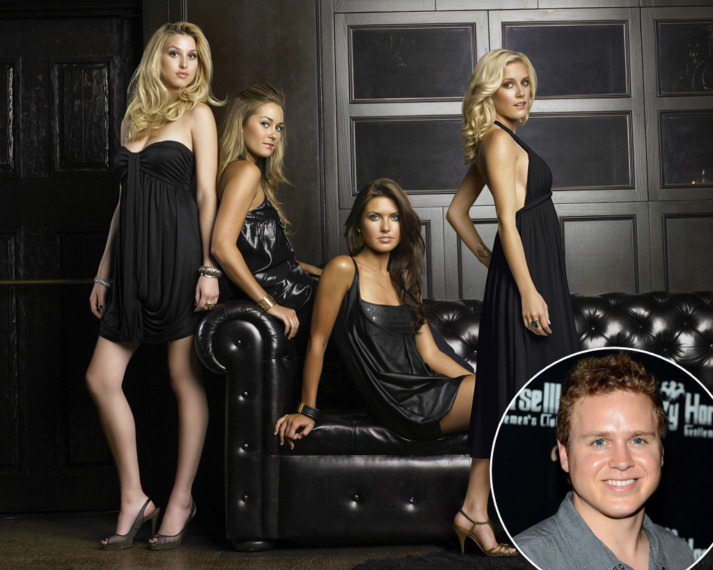 The Hills Cast, Spencer Pratt