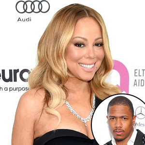 Mariah Carey Says Nick Cannon Is ''Cool'' With Being on Her New Show