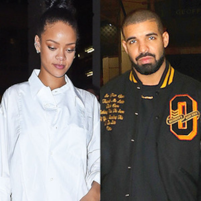 drake and rihanna dating again 2014