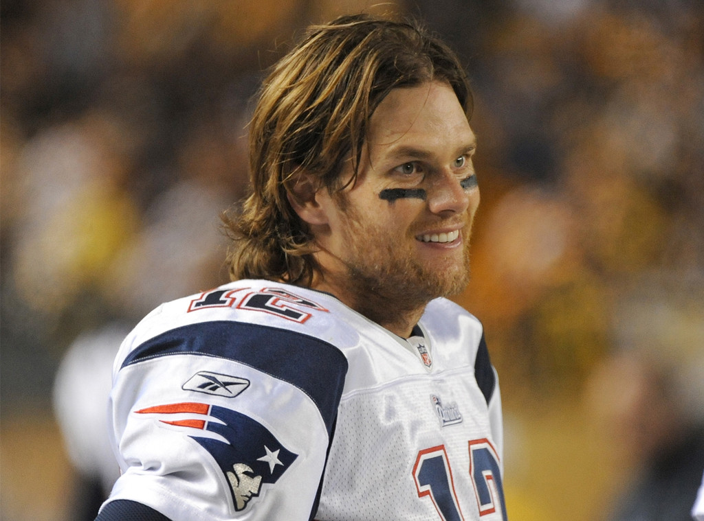 Tom Bradys New Haircut Is Peak 90s A Visual History Of His Many