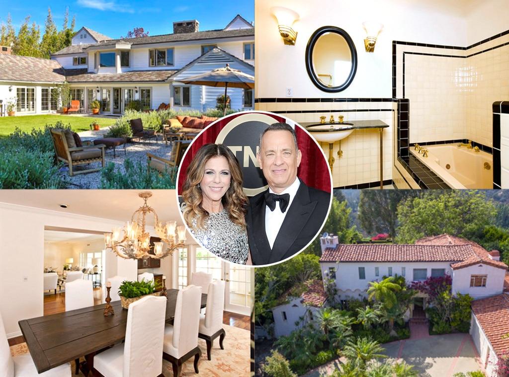 Tom Hanks, Rita Wilson, Real Estate